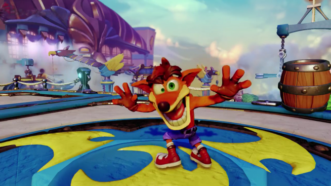 Bandicoot Skylanders Imaginators