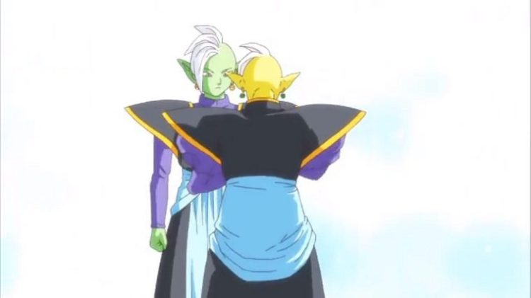 Dragon Ball Super Zamasu e Gowasu
