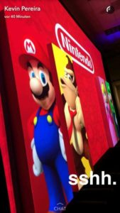 GameStop Expo Nintendo