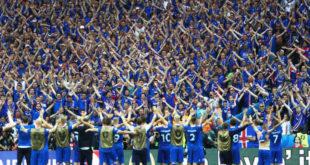 L'Islanda non sarà presente in Fifa 17