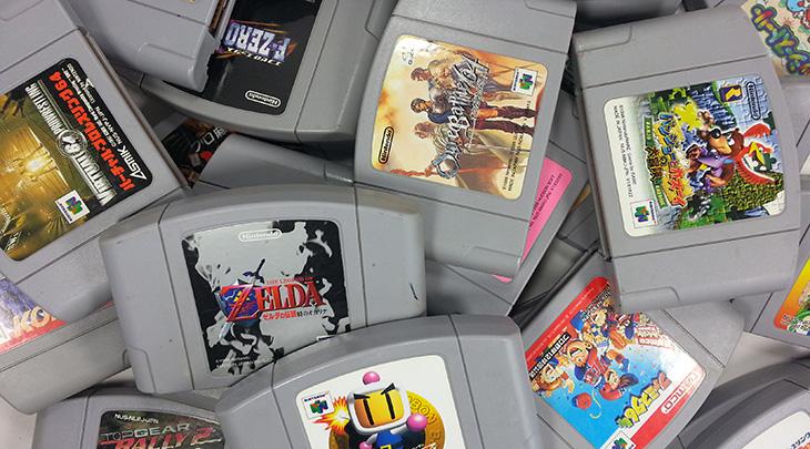 Nintendo NX Cartucce Nintendo 64
