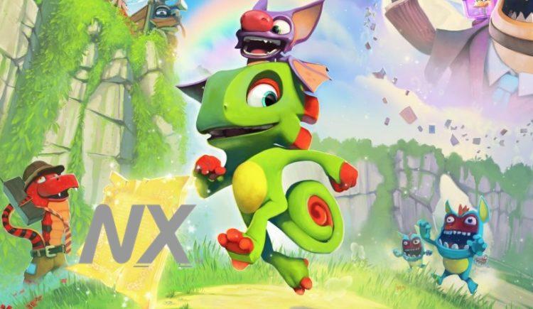 Nintendo NX Yooka-Laylee