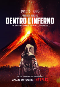 Locandina Ufficiale Into the Inferno