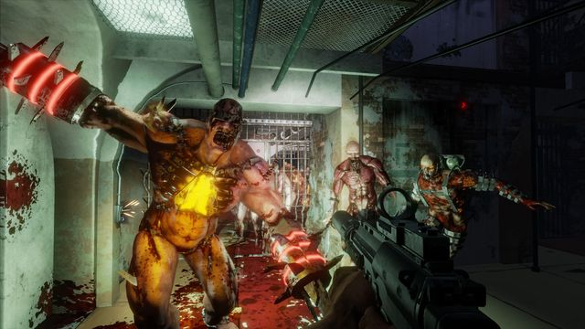 Killing Floor 2: video gameplay e nuove immagini