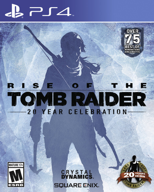Rise of the Tomb Raider: 20 Years Celebration