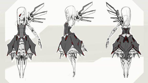 Beatrix, nuovo eroe per Battleborn
