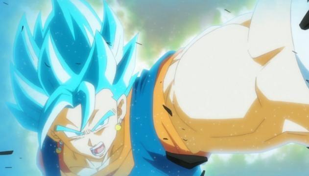 Dragon Ball Super Vegeth Contro Zamasu