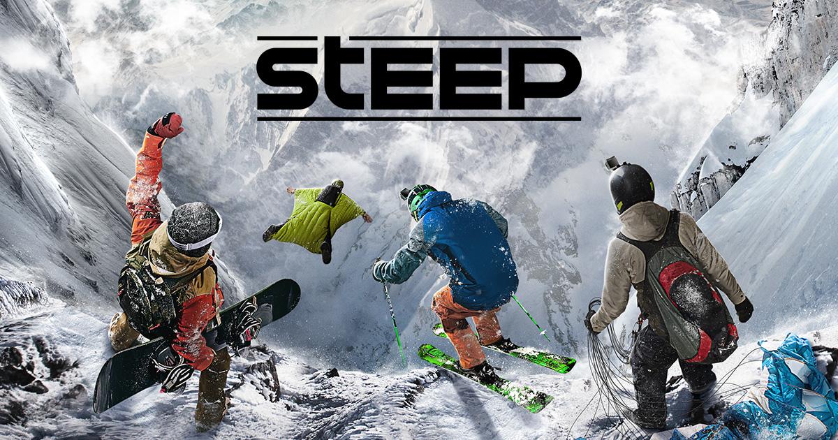 STEEP Ubisoft