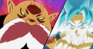 Dragon Ball Super 82 Preview – Goku contro Toppo