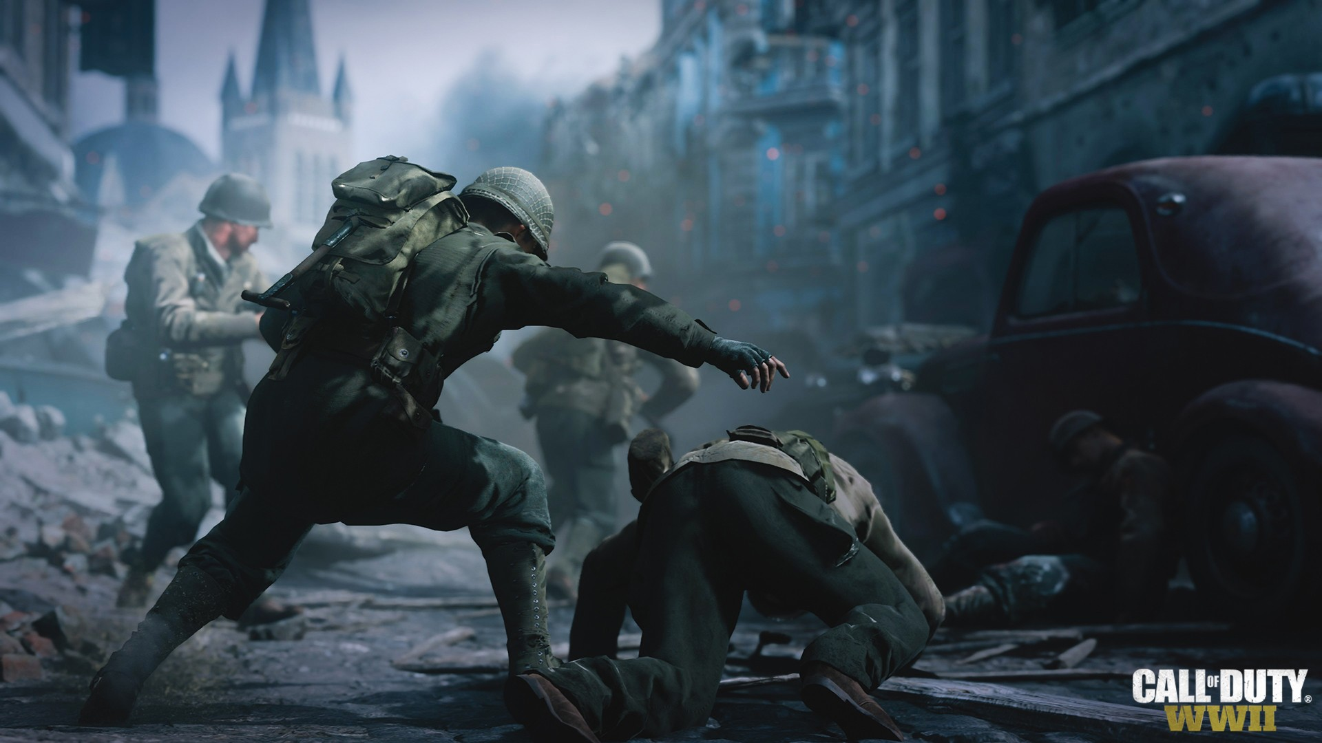 Il Multiplayer di Call of Duty: WWII arriva in Open Beta…