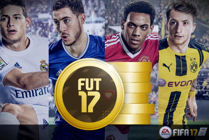 crediti per FIFA 17