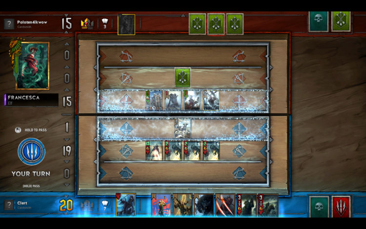 Gwent – The Witcher Card Game