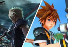 Kingdom Hearts III e Final Fantasy VII Remake