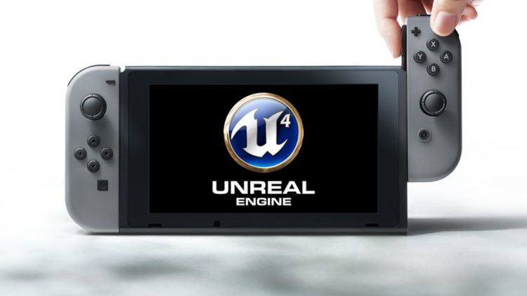Nintendo Switch Unreal Engine 4
