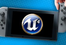 Nintendo Switch Unreal Engine 4