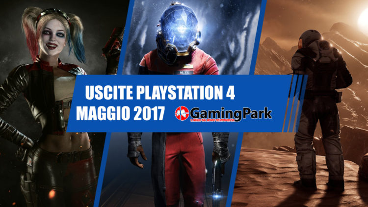 Uscite PlayStation 4