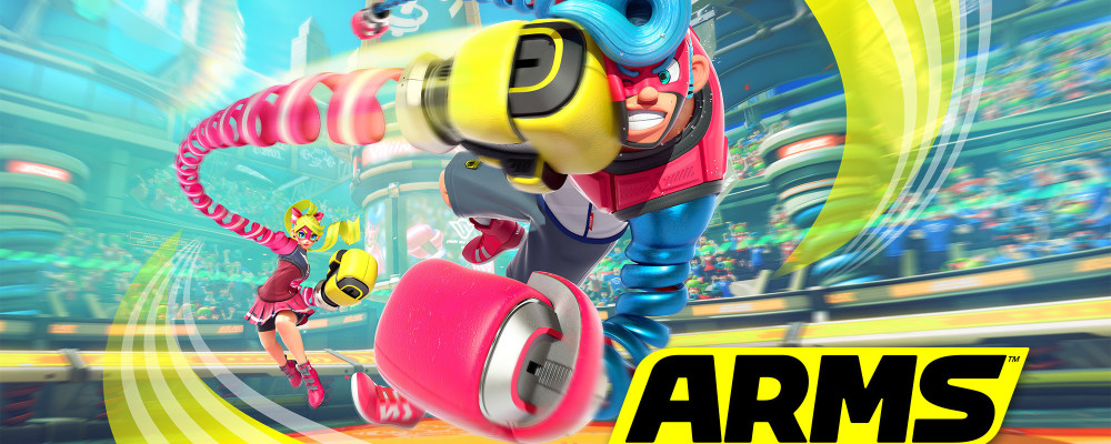 ARMS Nintendo