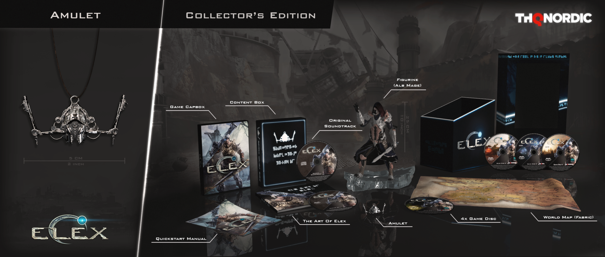 ELEX Collector's Edition