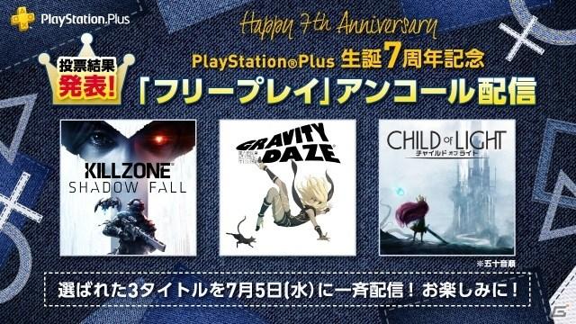 PlayStation Plus Luglio 2017 Giappone