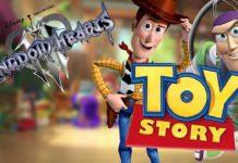 Kingdom Hearts III Toy Story