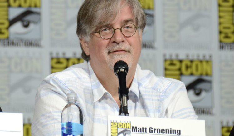 Netflix Disenchantment Matt Groening