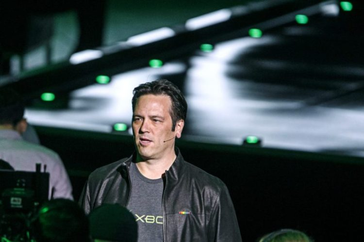 Xbox One X Phil Spencer