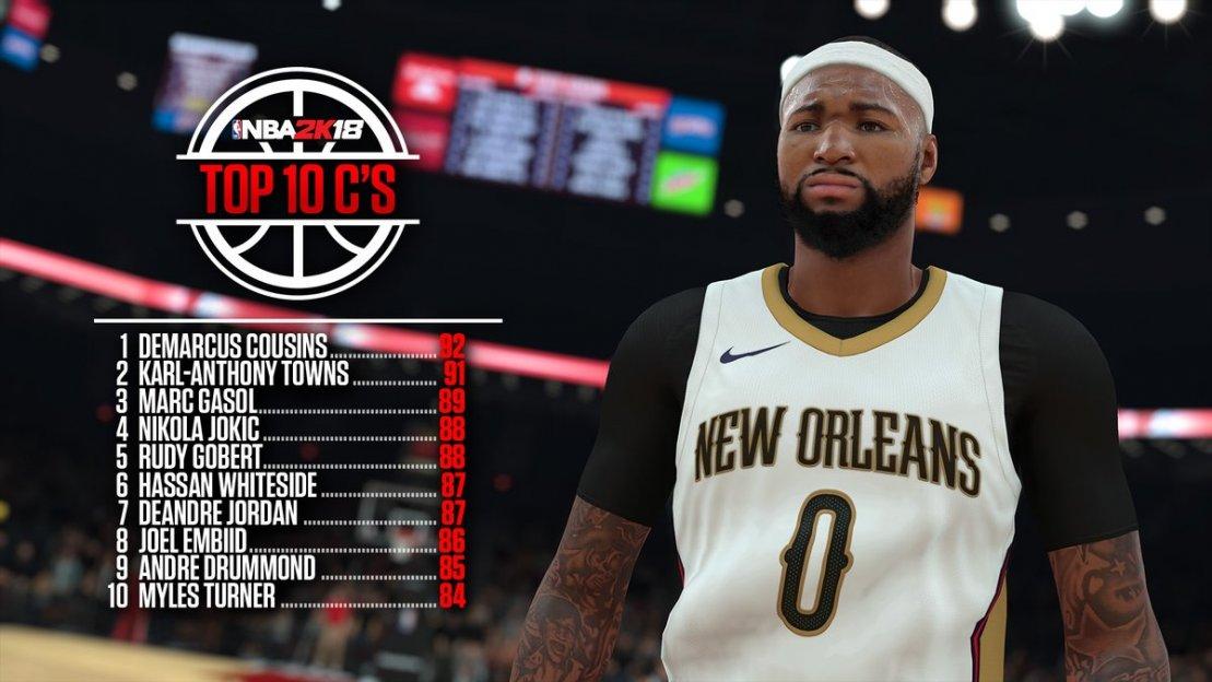 NBA 2K18 disponibile in anteprima assoluta alla NBA Fan Zone Milano
