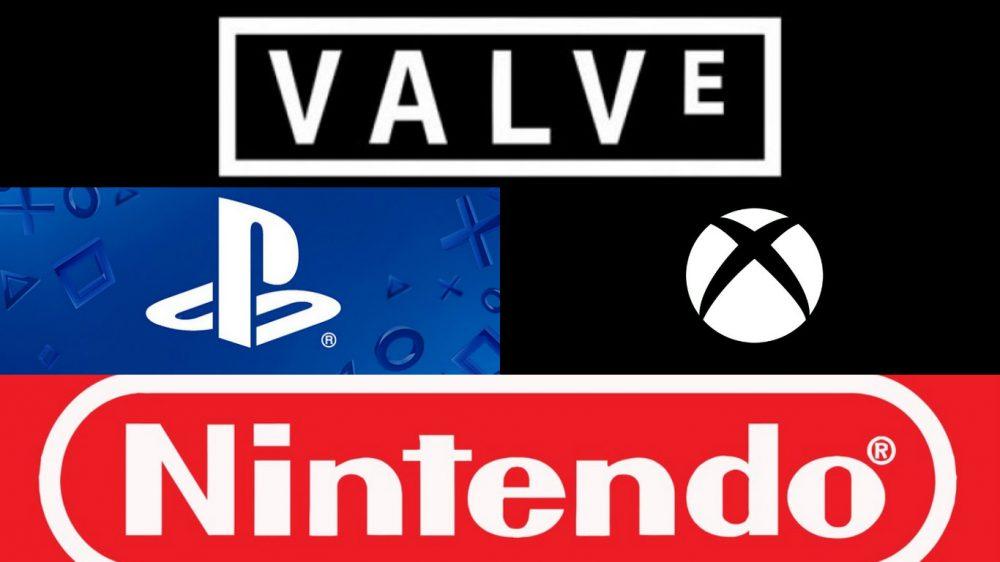 Microsoft Sony Nintendo Valve Cross Play