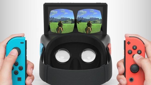 Nintendo Switch VR Mode