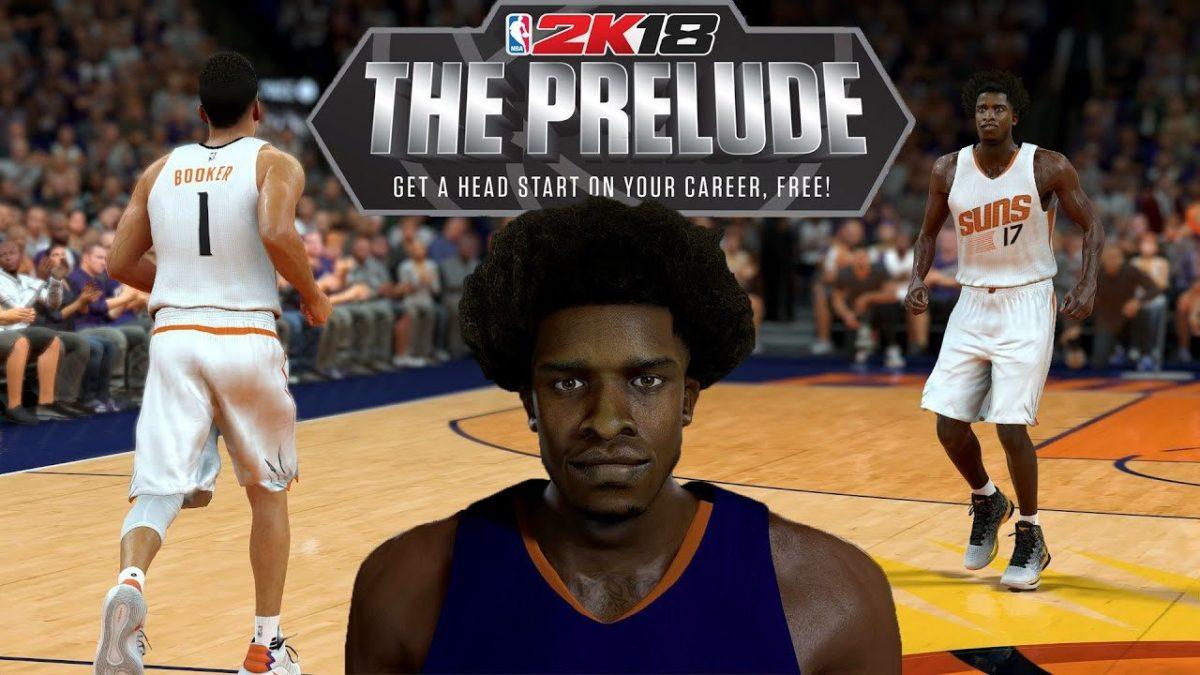 Cover aggiornata per NBA 2K18
