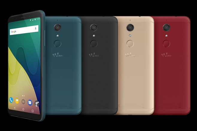 Wiko VIEW arriva ufficialmente in Italia: display 18:9 a 199,99€!