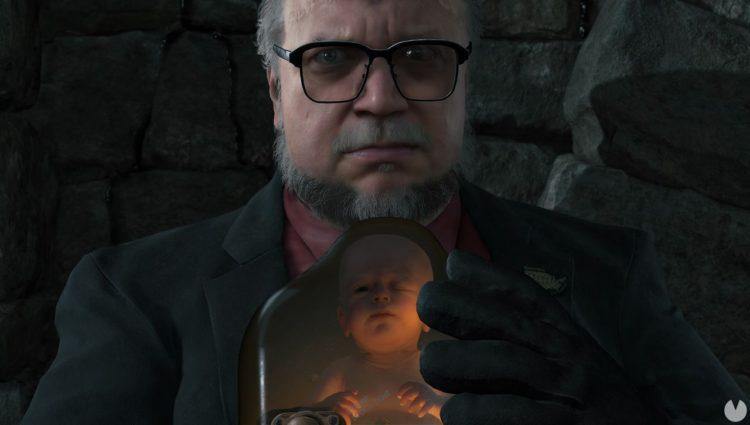 Guillermo del Toro death stranding