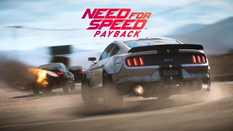 NEED FOR SPEED PAYBACK disponibile da oggi