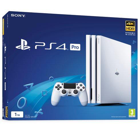 PlayStation 4 Pro Bianca