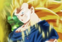 Dragon Ball Super Goku SSJ 3