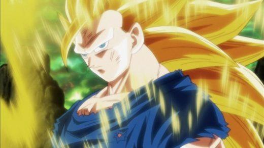 Dragon Ball Super Goku SSJ 3