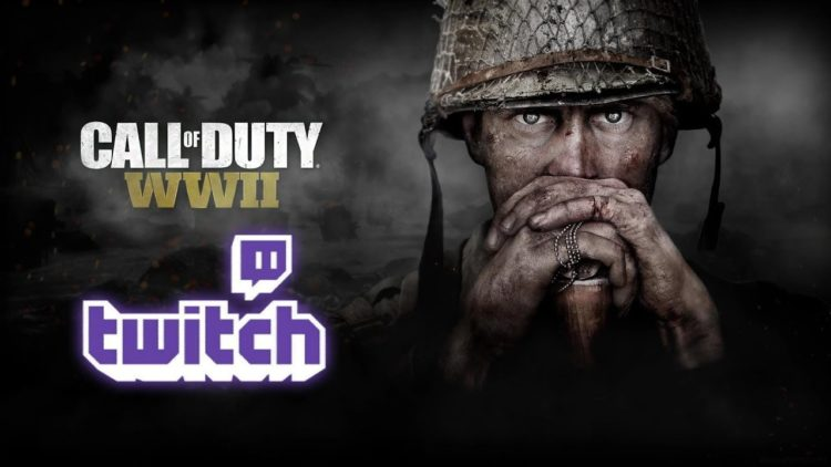 Call of Duty WWII Twitch