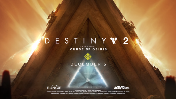 Destiny 2 La Maledizione di Osiride