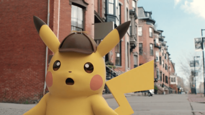 Detective Pikachu: annunciata la data di uscita del film!