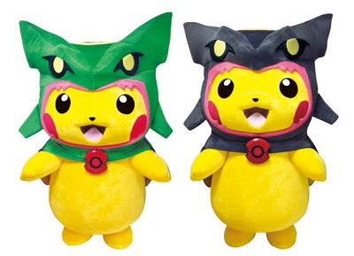 pupazzi pikachu skytree town