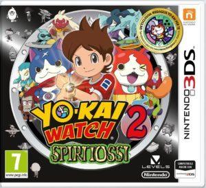 Yo-Kai Watch Spiritossi
