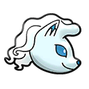 Ninetales Forma di Alola