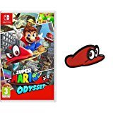 Super Mario Odyssey + Spilla Cappy - Nintendo Switch