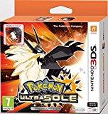 Pokémon Ultra Sole + Steelbook - Limited - New Nintendo 3DS