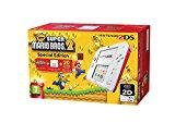 Nintendo 2DS Console, Bianco e Rosso + New Super Mario Bros 2