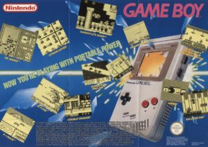 Poster Game Boy