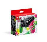 Nintendo Switch: Nintendo Switch Pro Controller - Splatoon 2 Edition - Limited