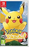 Pokemon Let's GO Pikachu! - Nintendo Switch