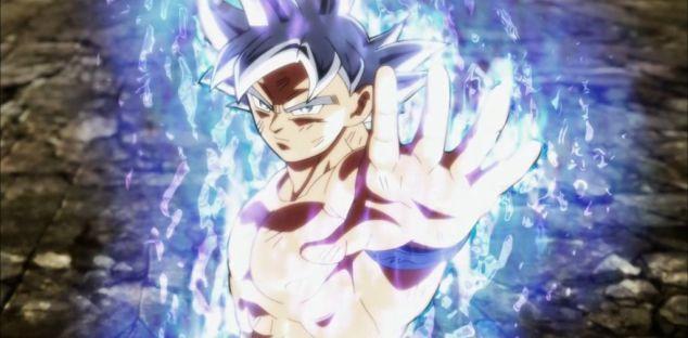 Dragon Ball Super  L U2019action Figure Di Goku Ultra Istinto