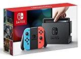 Nintendo Switch - Blu/Rosso Neon